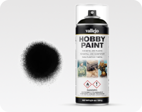 Vallejo Spray Paint
