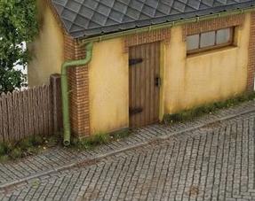 Diorama Bases & Gebouwen