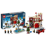 LEGO 10263 Winter Village Fire Station