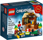 LEGO 40106 Toy Workshop