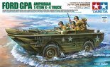Tamiya Ford GPA Amphibian 1/4TON 4x4 Truck 1:35 (35336)