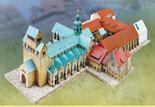 Schreiber Bogen - Hildesheim Cathedral (742)