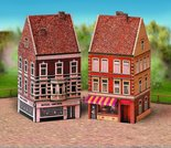 Schreiber Bogen - Let's Make an Old Town Set 3 (640)