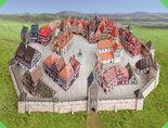 Schreiber Bogen - Medieval Town (729)