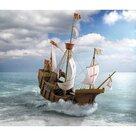 Schreiber Bogen - The Columbus Ship Santa Maria (648)