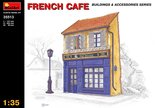 MiniArt French Cafe 1:35 (35513)