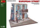 MiniArt European Street 1/35 (36011)