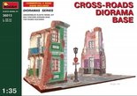 MiniArt Cross-Roads Diorama Base 1:35 (36013)