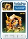 Schreiber Bogen Large Christmas Crib (576)