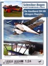 Schreiber Bogen De Havilland DH 89 Dragon Rapide (610)