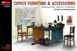 MiniArt Office Furniture & Accessories 1:35 (35564)
