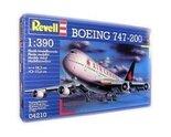 Revell Boeing 747-200 1/390 (04210)