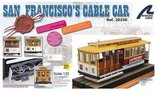 Artesania Latina San Francisco Cable Car 1:22 (20330)
