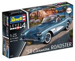 Revell '58 Corvette Roadster 1:25 (07037)