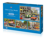 Gibsons Cities of the World (G5044)