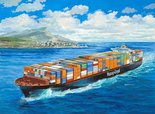 Revell Container Ship Colombo Express 1:700 (05152)