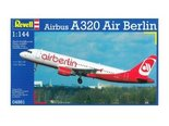 Revell Air Berlin Airbus A320 1:144 (04861)