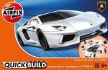 Airfix QuickBuild Lamborghini Aventador LP 700-4 (J6019)