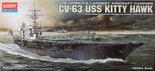 Academy USS Kitty Hawk CV-63 1/800 (1444)