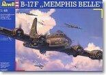 Revell B-17F Memphis Belle 1:48 #04297