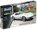 Revell Corvette C3 1:32 (07684)