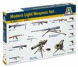 Italeri Modern Light Weapons Set 1:35 (6421)