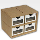HobbyZone Drawers Module x4 (OMs01a)
