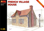 MiniArt French Village House 1:35 (35510)