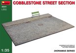 MiniArt Cobblestone Street Section 1:35 (36041)