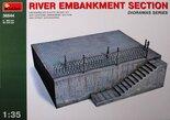MiniArt River Embankment Section 1:35 (36044)