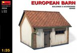MiniArt European Barn 1:35 (35534)