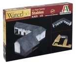 Italeri Waterloo La Haye Sainte Stables 1:72 (6176)