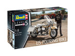 Revell US Touring Bike 1:8 (07937)