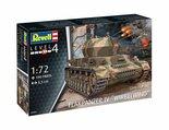 Revell Flakpanzer IV Wirbelwind 1:72 (03267)