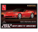 AMT Chevy Corvette Convertible 2012 1:25 #733