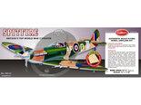 Guillow's Spitfire (Kit 403)