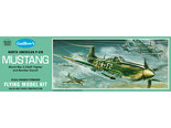 Guillow's P-51D Mustang 1:25 (905)