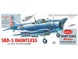 Guillow's Douglas SBD-3 Dauntless 1:16 (1003)