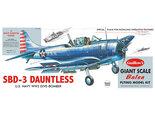 Guillow's Douglas SBD-3 Dauntless 1:16 (1003)
