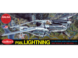 Guillow's P38 Lightning 1:16 (2001)