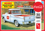 AMT 1955 Chevy Cameo Pick Up Coca-Cola 1:25 (1094)