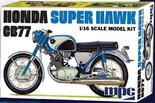 MPC Honda Super Hawk 1:16 (898)