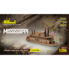 Mamoli Mississippi 1:206 (MM13)