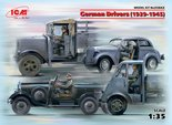 ICM German Drivers 1:35 (35642)