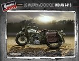 Thunder Models Indian 741B 1/35 (35003)