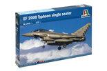 Italeri EF 2000 Typhoon Single Seater 1:72 (1355)