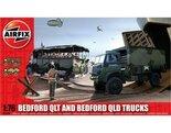 Airfix Bedford QLT and Bedford QLD Trucks 1:76 #03306