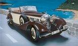 Italeri Mercedes Benz 540K 1:24 (3701)