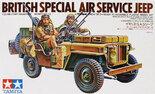 Tamiya British Special Air Service Jeep 1:35 (35033)