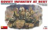 MiniArt Soviet Infantry at Rest 1:35 (35001)